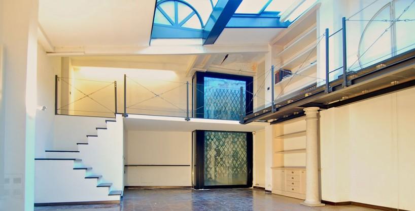 Vendita loft in via Borromei, Milano