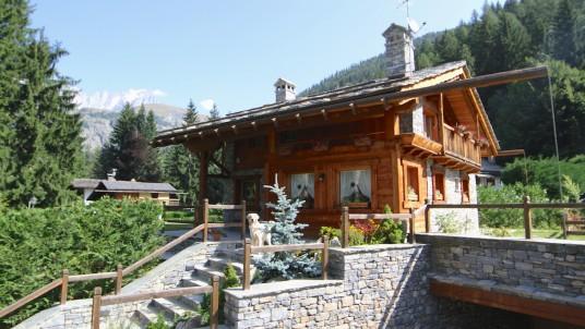 Villa in montagna a Courmayeur