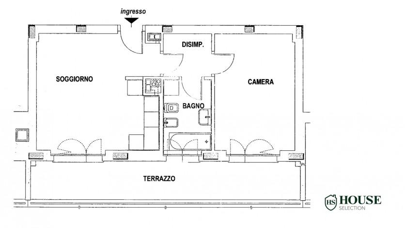 Planimetria Savona