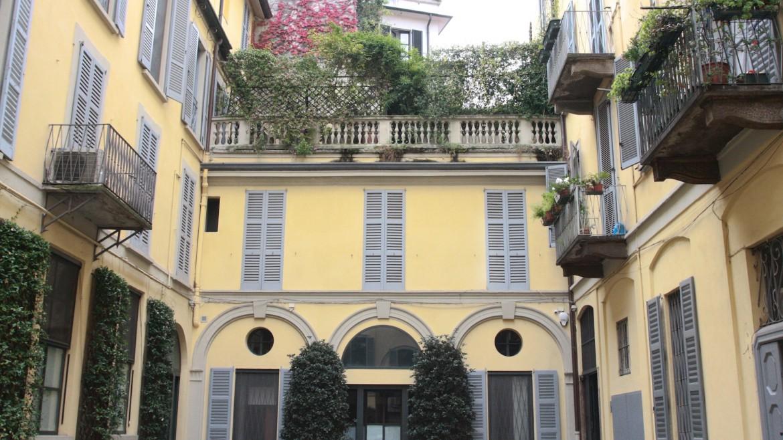 Vendita bilocale in san marco brera milano for Brera appartamenti