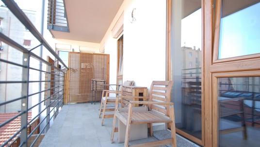 Affitto bilocale con terrazzo zona Bocconi
