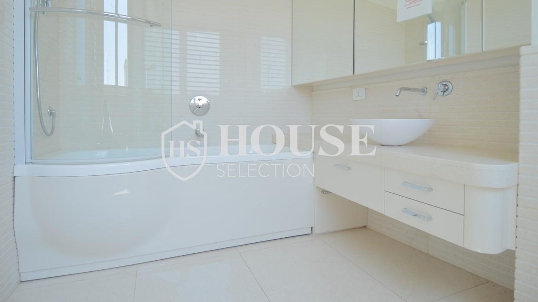 affitto-attico-con-terrazzi-corso-venezia-ultimo-piano-luminoso-signorile-ristrutturato-ampie-vetrate-semi-arredato-milano-10