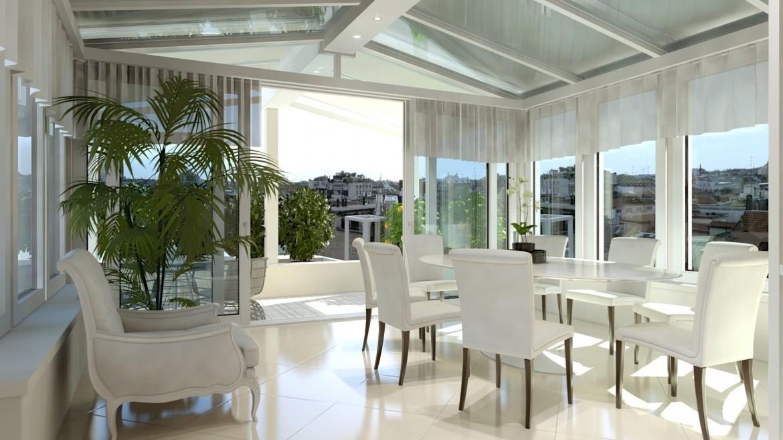 Beautiful Attico Milano Terrazzo Ideas - Idee Arredamento Casa ...