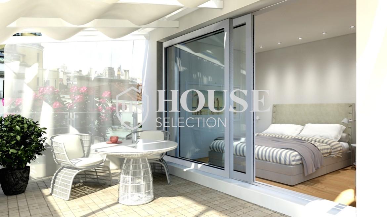 affitto-attico-con-terrazzo-corso-venezia-ultimo-piano-luminoso-signorile-ristrutturato-ampie-vetrate-semi-arredato-milano-6