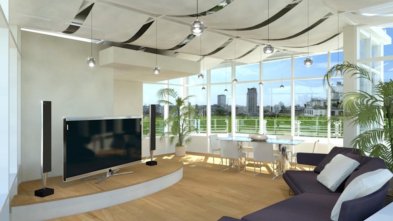 Arredamento esterno attico ispirazione design casa for Arredamento esterno usato