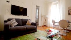 Vendita tre locali zona Monforte, Milano
