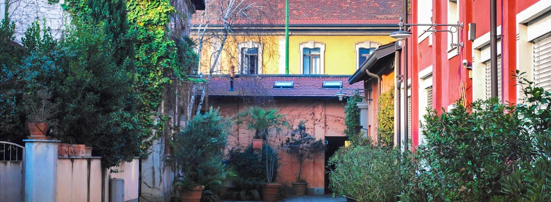 Vendita loft via Meda, Navigli