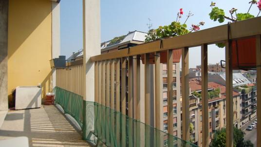 Affitto trilocale Pagano, Milano.