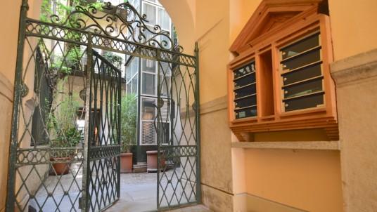 Affitto trilocale Brera, Milano
