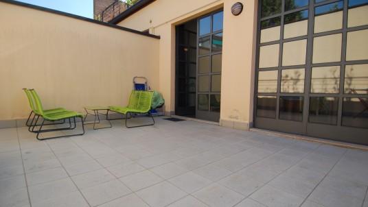 Affitto loft zona via Varesina