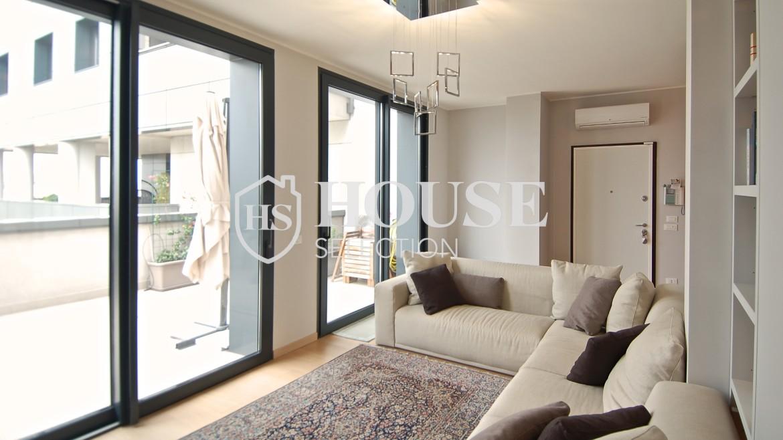 Vendita attico pentalocale via Savona | House Selection