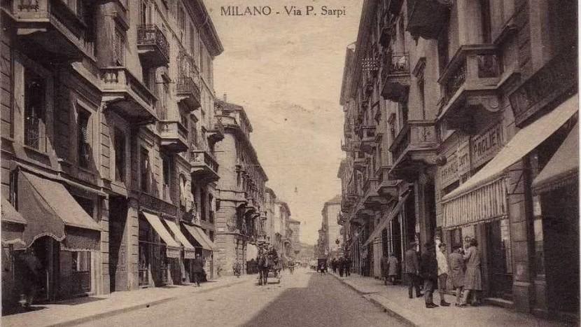Paolo Sarpi, un'immagine a contrasto.