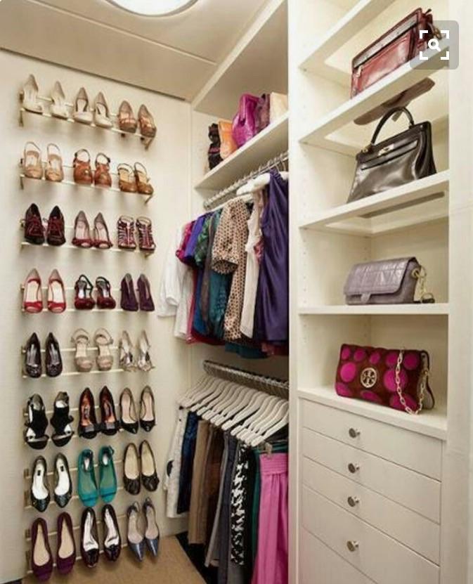 La cabina armadio, il sogno di ogni donna . - House Selection