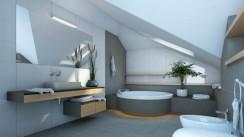 Le piante che arredano il bagno
