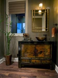 Le piante che arredano il bagno: Lucky Bambù