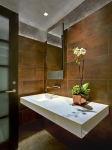 Le piante che arredano il bagno: Orchidea
