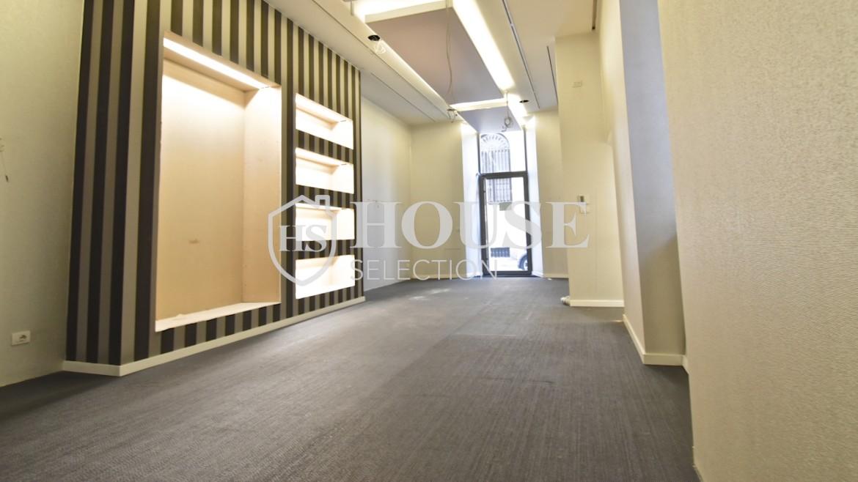 Affitto negozio show-room quadrilatero Montenapoleone Della Spiga centro storico Milano 8