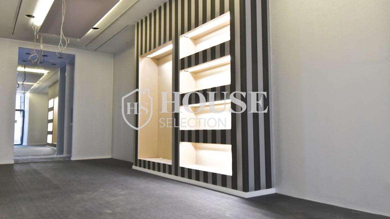 Affitto negozio show-room quadrilatero Montenapoleone Della Spiga centro storico Milano 9
