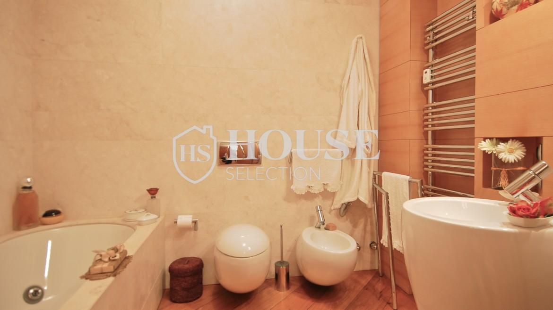 Vendita attico con piscina San Siro, via Ippodromo, terrazzi, signorile, lusso, Milano 15