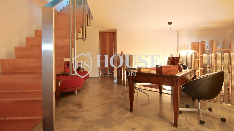 Vendita attico con piscina San Siro, via Ippodromo, terrazzi, signorile, lusso, Milano 9