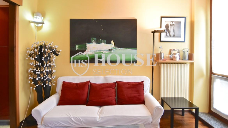 Vendita bilocale Brera, San Carpofaro, luminoso, ristrutturato, ascensore, centro Milano 1