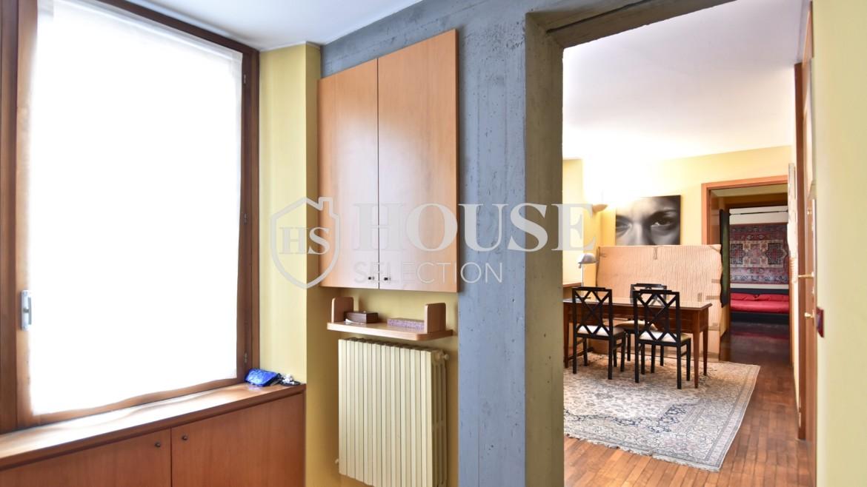 Vendita bilocale Brera, San Carpofaro, luminoso, ristrutturato, ascensore, centro Milano 2