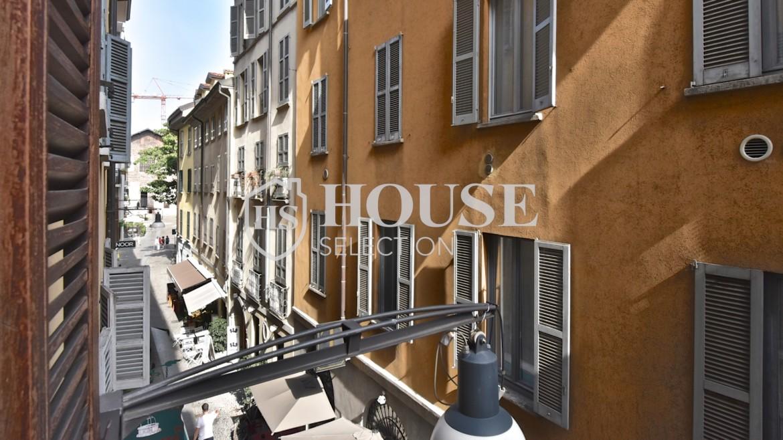 Vendita bilocale Brera, San Carpofaro, luminoso, ristrutturato, ascensore, centro Milano 7