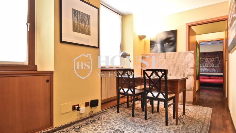 Vendita bilocale Brera, San Carpofaro, luminoso, ristrutturato, ascensore, centro Milano 8