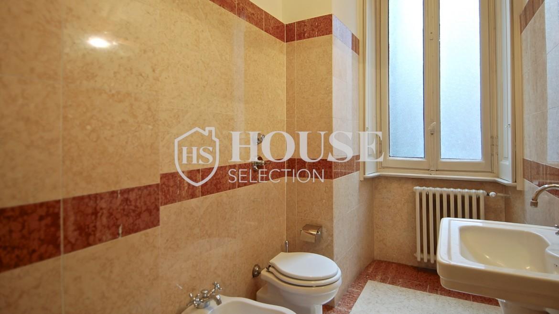 Affitto ufficio corso Venezia, signorile alta rappresentanza, dodici locali, quattro bagni, Milano 10