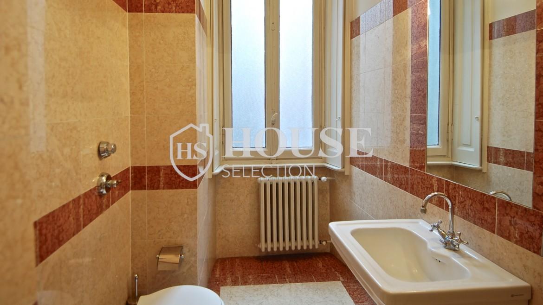 Affitto ufficio corso Venezia, signorile alta rappresentanza, dodici locali, quattro bagni, Milano 11