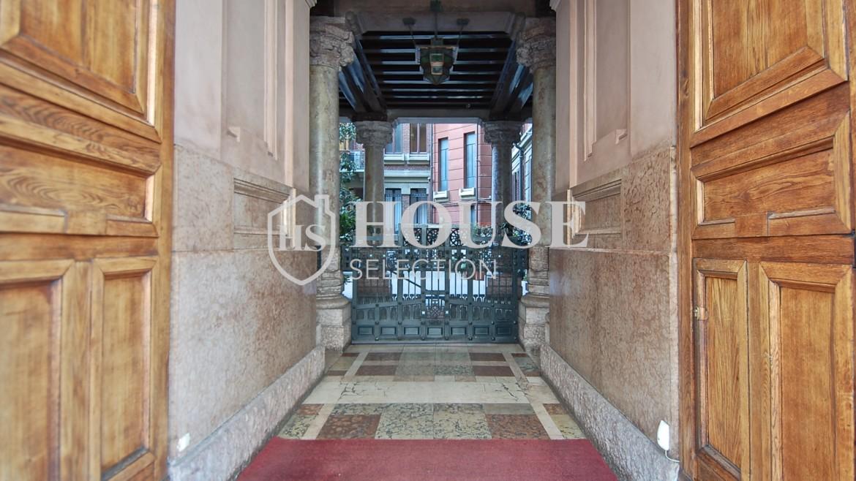 Affitto ufficio corso Venezia, signorile alta rappresentanza, dodici locali, quattro bagni, Milano 14