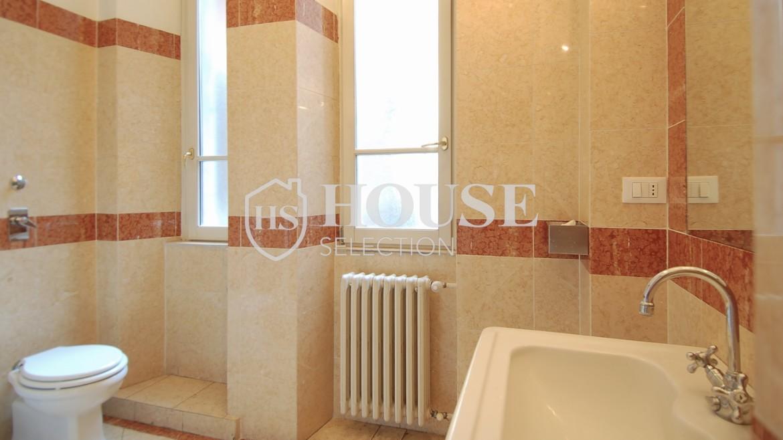Affitto ufficio corso Venezia, signorile alta rappresentanza, dodici locali, quattro bagni, Milano 3