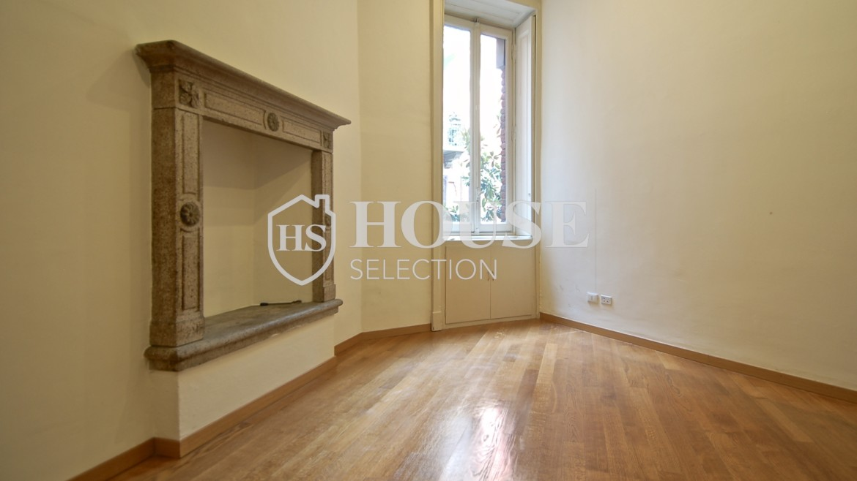 Affitto ufficio corso Venezia, signorile alta rappresentanza, dodici locali, quattro bagni, Milano 5