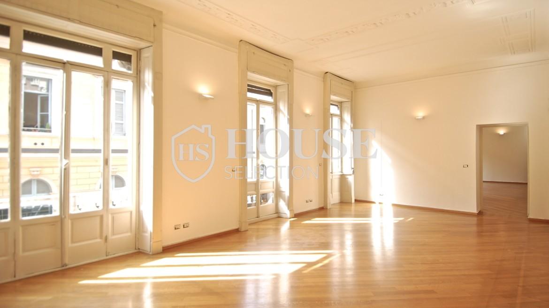 Affitto ufficio corso Venezia, signorile alta rappresentanza, dodici locali, quattro bagni, Milano 7