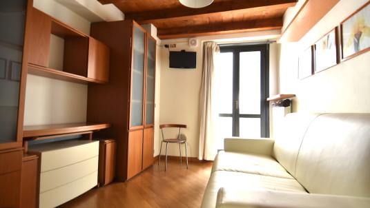 Affitto monolocale corso Garibaldi, Milano