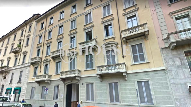 Affitto bilocale San Marco, Brera, luminoso, epoca, signorile, milano 2