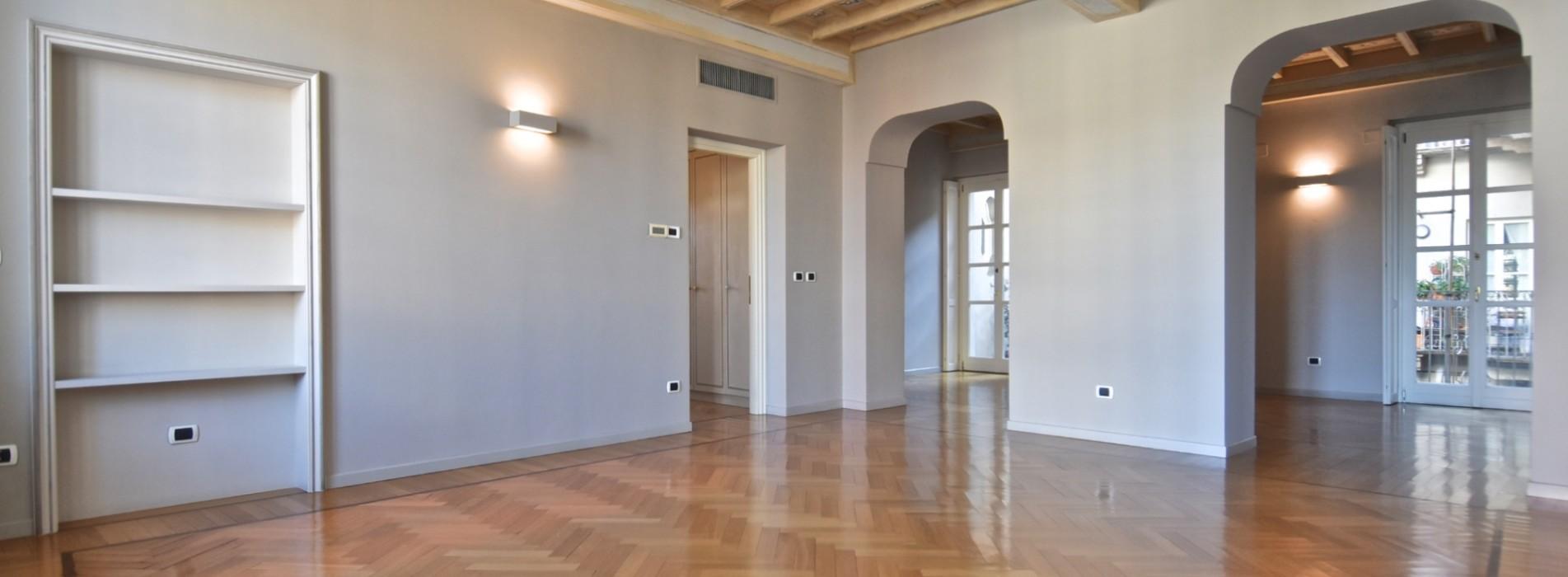 Affitto ampio appartamento Duomo ad.ze
