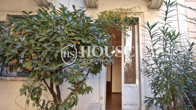 Vendita quadrilocale con giardino via Washington, piazza Bolivar, stabile epoca, da ristrutturare, cantina, Milano 6