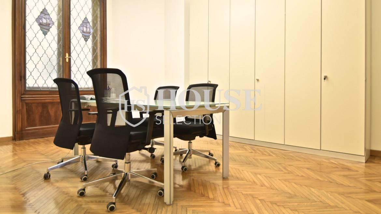 Affitto ufficio via Della Moscova, largo Donegani, via Turati, centro storico, rappresentanza, luminoso, ristrutturato, aria condizionata, Milano 14