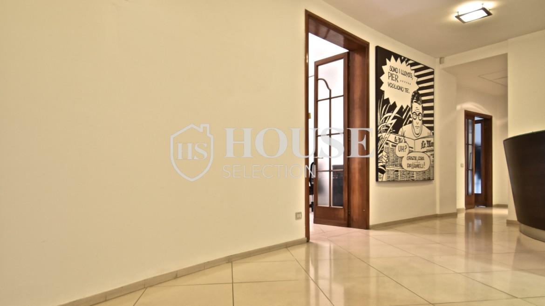 Affitto ufficio via Della Moscova, largo Donegani, via Turati, centro storico, rappresentanza, luminoso, ristrutturato, aria condizionata, Milano 18