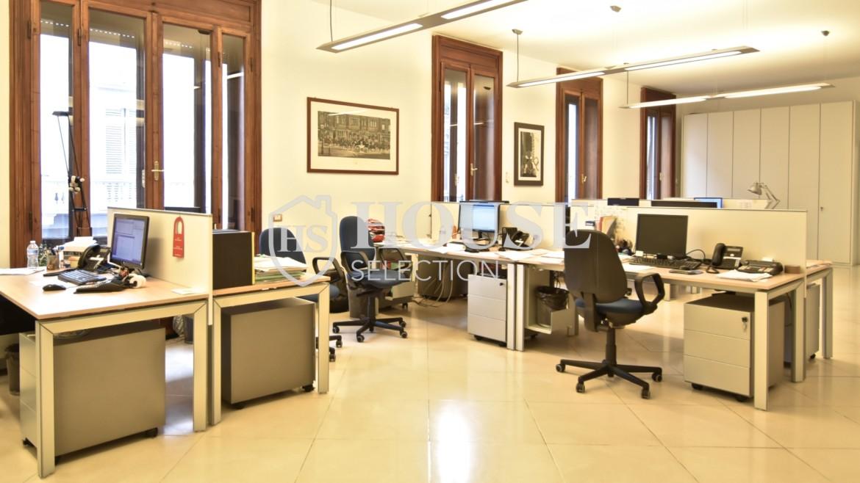 Affitto ufficio via Della Moscova, largo Donegani, via Turati, centro storico, rappresentanza, luminoso, ristrutturato, aria condizionata, Milano 6