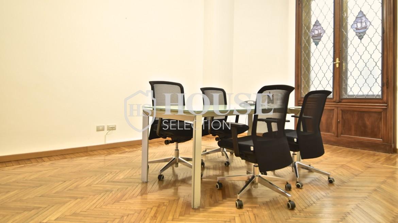 Affitto ufficio via Della Moscova, largo Donegani, via Turati, centro storico, rappresentanza, luminoso, ristrutturato, aria condizionata, Milano 9