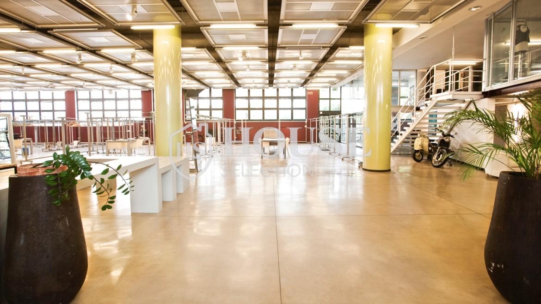 Vendita stabile uso ufficio show room via Cevedale, Bovisa e Politecnico di Milano, posti auto, terrazzo, luminoso e ristrutturato, Milano 11