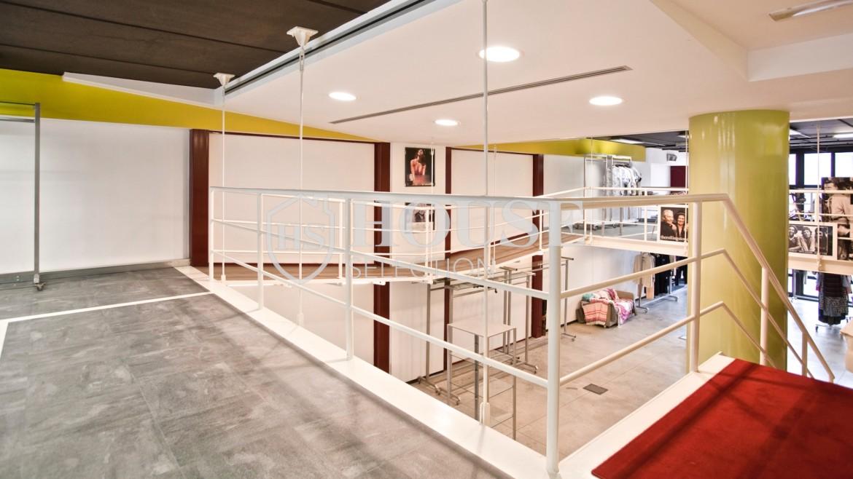Vendita stabile uso ufficio show room via Cevedale, Bovisa e Politecnico di Milano, posti auto, terrazzo, luminoso e ristrutturato, Milano 12