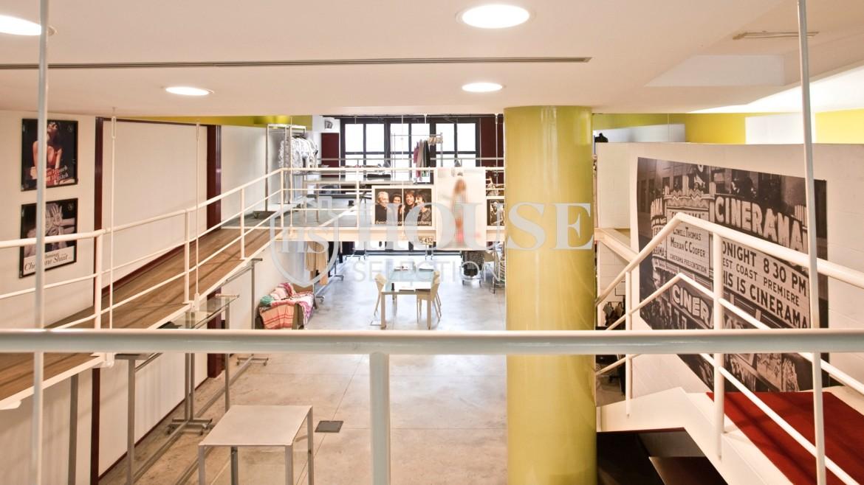 Vendita stabile uso ufficio show room via Cevedale, Bovisa e Politecnico di Milano, posti auto, terrazzo, luminoso e ristrutturato, Milano 17