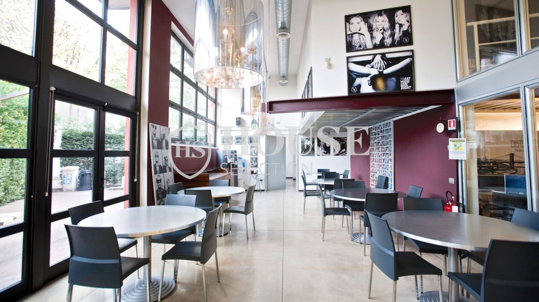 Vendita stabile uso ufficio show room via Cevedale, Bovisa e Politecnico di Milano, posti auto, terrazzo, luminoso e ristrutturato, Milano 19