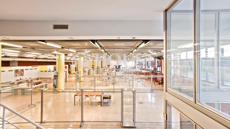 Vendita stabile uso ufficio show room via Cevedale, Bovisa e Politecnico di Milano, posti auto, terrazzo, luminoso e ristrutturato, Milano 21