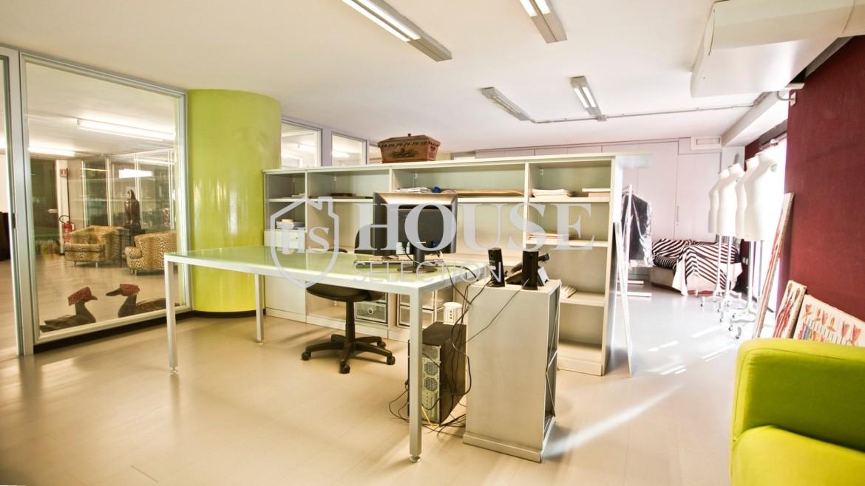 Vendita stabile uso ufficio show room via Cevedale, Bovisa e Politecnico di Milano, posti auto, terrazzo, luminoso e ristrutturato, Milano 9