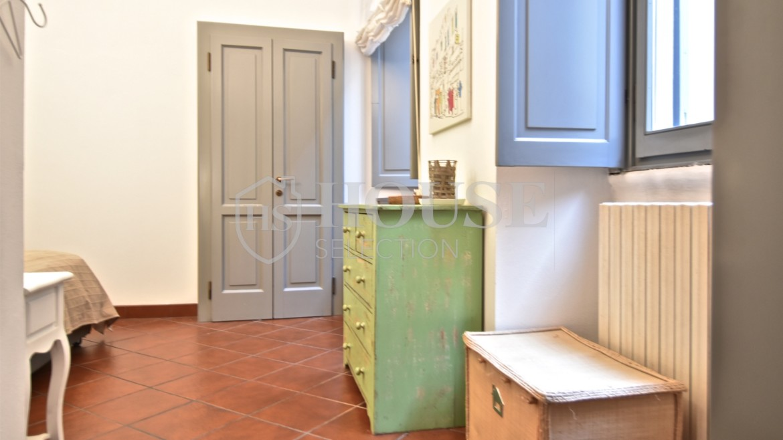 Affitto bilocale Brera via Fiori Chiari, elegante, luminoso, ristrutturato, arredato e corredato, aria condizionata, Milano 4