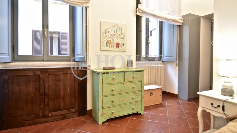 Affitto bilocale Brera via Fiori Chiari, elegante, luminoso, ristrutturato, arredato e corredato, aria condizionata, Milano 7